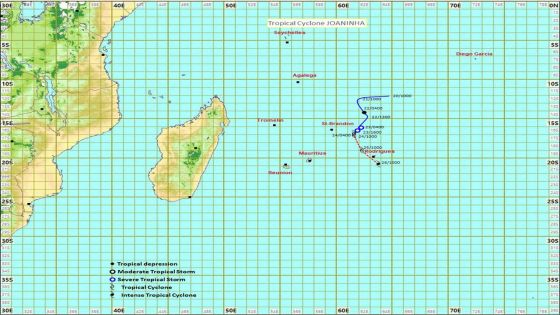 Météo : Rodrigues passe en alerte cyclonique 2