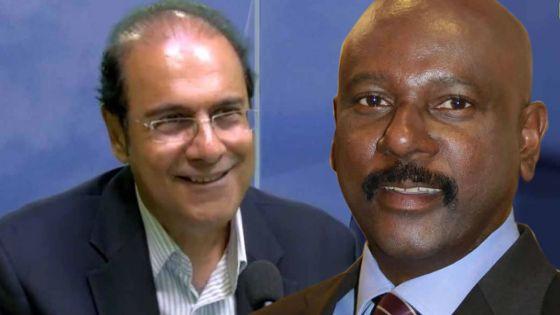 Après la révocation de Collendavelloo : Obeegadoo et Lesjongard assument leurs nouvelles fonctions ce lundi