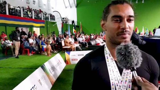 JIOI-Haltérophilie : Une d'argent et deux de bronze pour Jonathan Coret : «l'adversaire était à la hauteur»