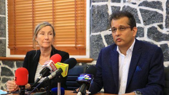 Ouverture partielle des frontières : «Le danger sera réel», affirme Zouberr Joomaye