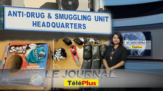 Le JT : du Subutex retrouvé dans les bagages de deux enfants : «Nous ne savons pas qui a mis la boîte dans la valise»
