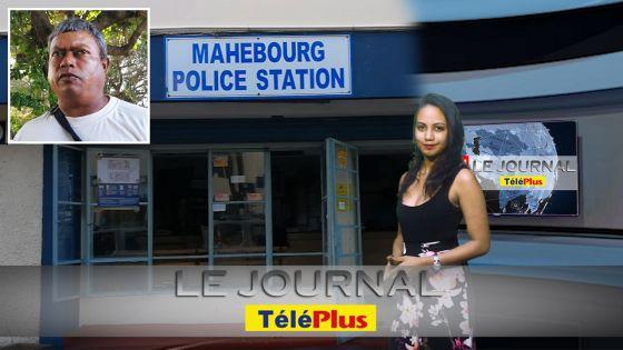 Le JT : Son ami meurt d'une crise cardiaque à moto, Mahen Lalloo passe une nuit en cellule