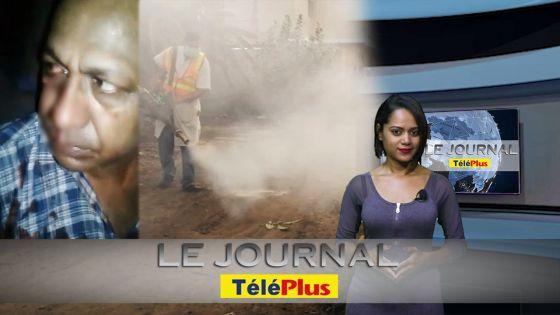 Le JT – Fumigation – des officiers du ministère de la Santé agressés à cause d'un « barbecue »