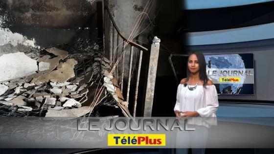 Le JT –  Un enfant de 9 ans met le feu à sa maison