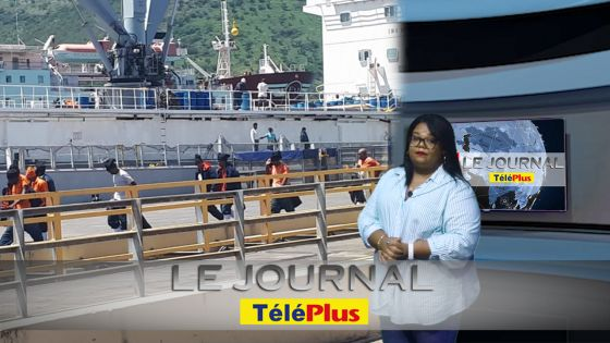 Le JT – Des prisonniers débarquent des tonnes de poissons au port