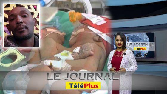 Le JT – Elle bouge ses petites mains – les parents de Marie-Cléanne «admirent son courage»