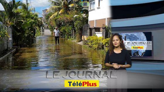 Le JT -  Des rues de Péreybère inondées depuis le 10 avril