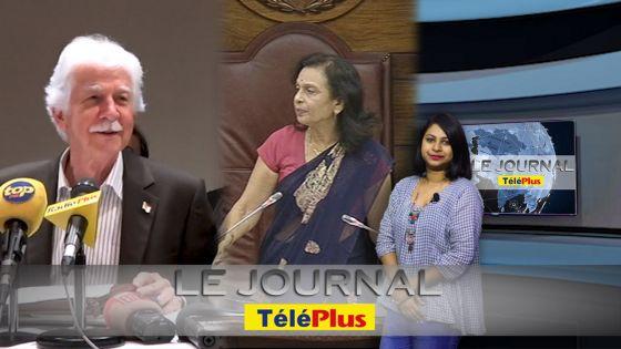 JT - «Certains se comportent comme des voyous…au Parlement» pour Maya Hanoomanjee