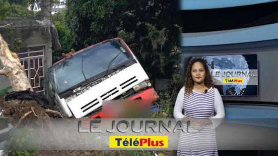 Le JT - Un camion percute violemment sa maison, Swatee Daumoo sauvée de justesse