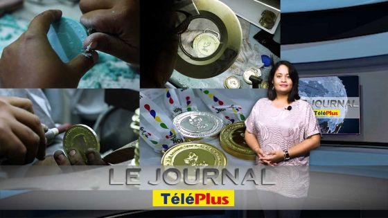 Le JT :  Vidéo exclusive : la confection des médailles