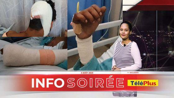 Agressés à coups de sabre à leur domicile, deux frères grièvement blessés