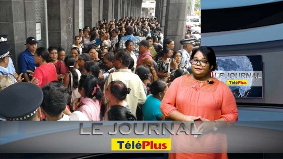 Le JT: Industrie textile : des femmes, des mères, aujourd'hui sans emploi…