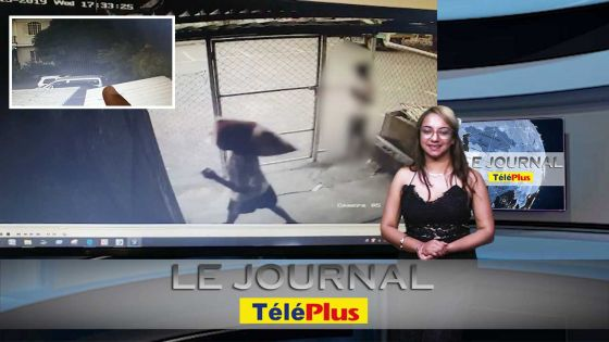 Le JT - Tensions à Terre Rouge - vol ou agression? La police enquête
