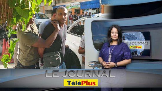 Le JT – Le Most Wanted Suspect arrêté dans les locaux de Radio Plus