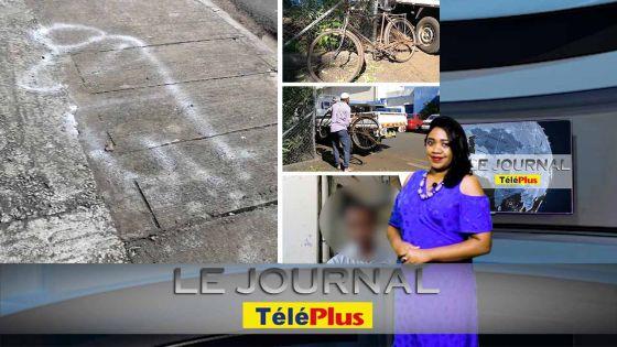 JT - Accident mortel Triolet :  La victime percutée en sortant de la mosquée