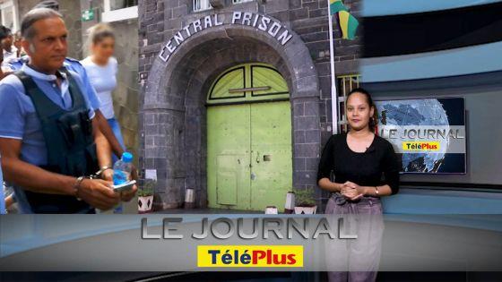 Le JT – Un gardien de prison arrêté avec de la drogue destinée à Shahebzada Azaree