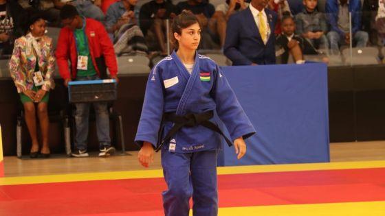 JIOI - Judo : Priscilla Morand offre une médaille or à Maurice