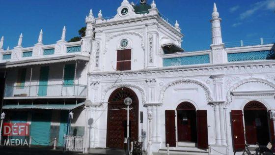 Des collectes illégales effectuées au nom de la Jummah Mosque