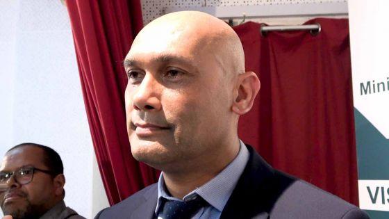 Coronavirus : le ministre Jagatpal lance un appel aux Mauriciens qui se rendent en Chine