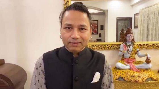 Wakashio : message d'encouragement du chanteur indien Kailash Kher aux Mauriciens