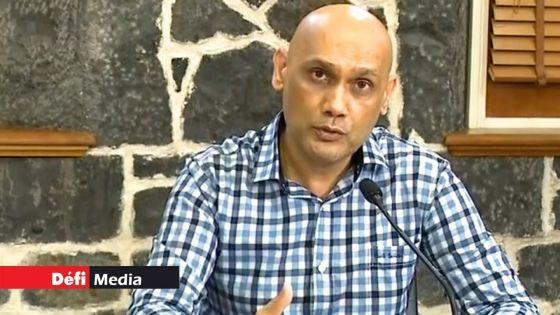 Conférence de presse du ministre Jagutpal à 15h45
