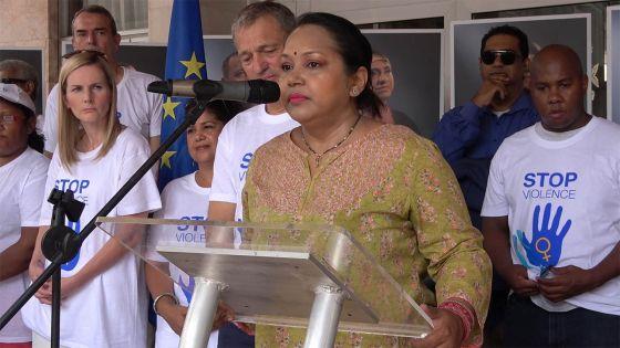 Violence domestique : «Il faut renforcer la loi pour mieux protéger des femmes», soutient Kalpana Koonjoo-Shah