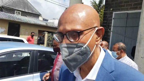 Swaley Kasenally sur son arrestation : « Mo enn 'collateral damage' de sa ban mouvman ki pe fer la »