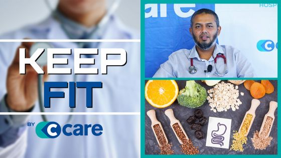 Keep Fit by C-Care : Comment éviter d'avoir la constipation pendant le Ramadan ?