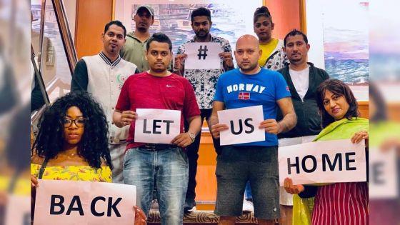 Bloqués sur l'Island Princess : Les neuf Mauriciens ne pourront pas regagner Maurice