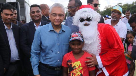 Le PM : «Nous avons besoin de la collaboration de tout un chacun pour réaliser le programme de l'Alliance Morisien»