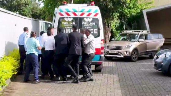 Enquête judiciaire : les Avengers viennent en aide à Keshwaree Poonyth à nouveau prise de malaise en Cour