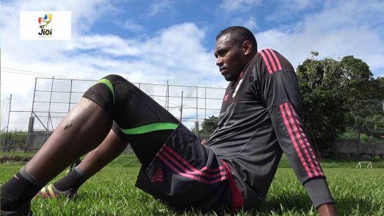 JIOI – Football : le gardien Kevin Jean-Louis sur le banc pour le match Maurice-Madagascar