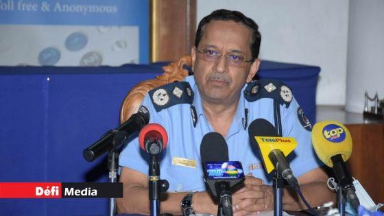 Khemraj Servansing :«Aucun dérapage ne sera toléré,la police sera impitoyable»