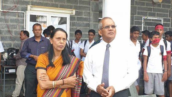 Lauréats cuvée 2018 : Mitranee Kushiram, rectrice au RCC : «On attendait un peu plus des autres élèves...»