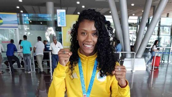 Kickboxing : Pas d'or pour Anaëlle Coret en Coupe du monde
