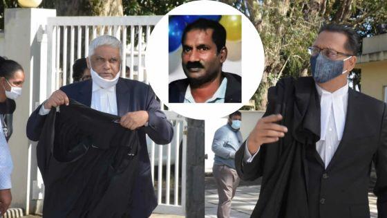 Enquête judiciaire sur la mort de Soopramanien Kistnen : l'ADN d'un homme retrouvé sur un gant