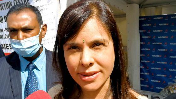 Frontières fermées : Kobita Jugnauth s'exprime pour la première fois sur le sujet