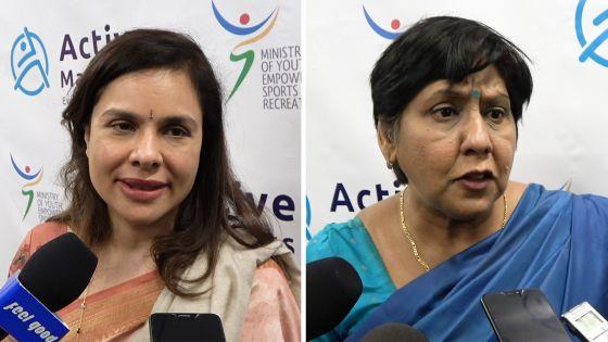 Kobita Jugnauth : « Nous avons beaucoup de sympathie pour le Dr Navin Ramgoolam et son épouse Veena »