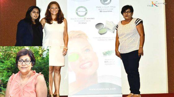 Komala Seevathean: A sassy cosmetologist