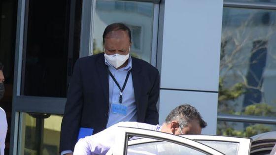 Affaire Saint-Louis : le CEO du Central Procurement Board placé en état d'arrestation