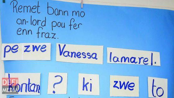28 octobre: Célébration de la journée mondiale de la langue créole