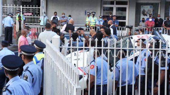 Private Prosecution contre le ministre Sawmynaden et restrictions routières : suivez notre live