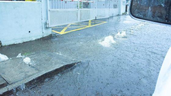 La station météo émet un avis de fortes pluies