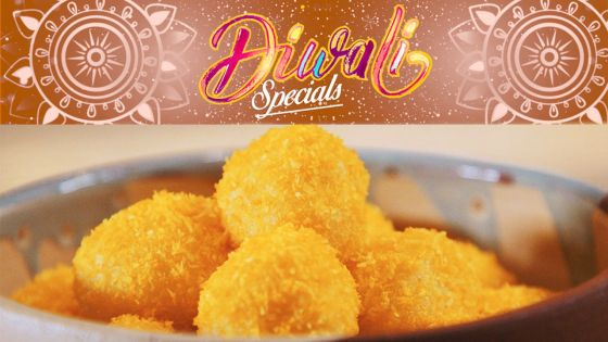[Contenu sponsorisé] Spécial Divali : on vous montre comment préparer le «ladou coco»