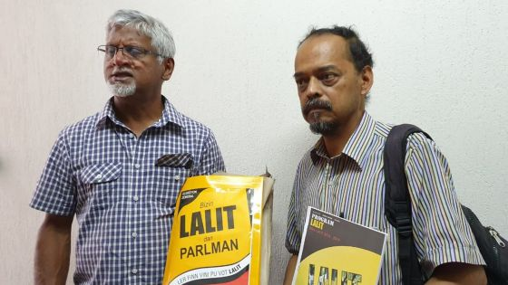 Législatives 2019 : Les grandes lignesdu programme de Lalit