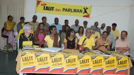 Législatives 2019 : découvrez la liste des candidats de Lalit