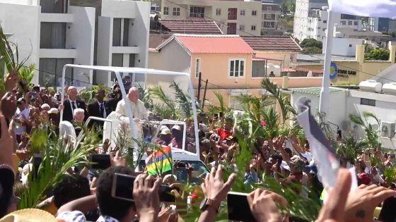 Multiculturalité :Pape François,pape rassembleur
