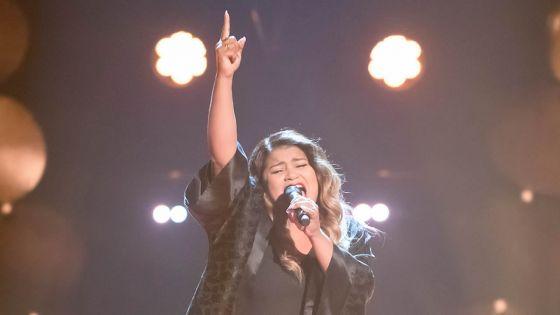 The Voice Australia : la Mauricienne Roxane Lebrasse fait tourner les quatre coachs