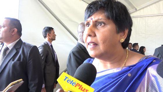 Leela Devi-Dookhun Luchoomun numéro 3 sur le Front Bench : «Rien n'est acquis sans faire des efforts»