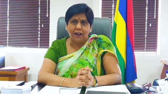 Leela Devi Dookun-Luchoomun, Première ministre par intérim: «J'accomplis un travail qualifié comme 'service to the nation'»